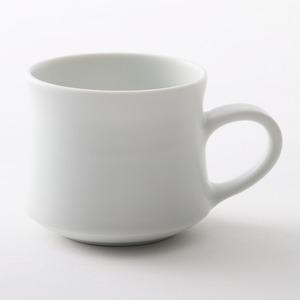 白釉cup  warped line