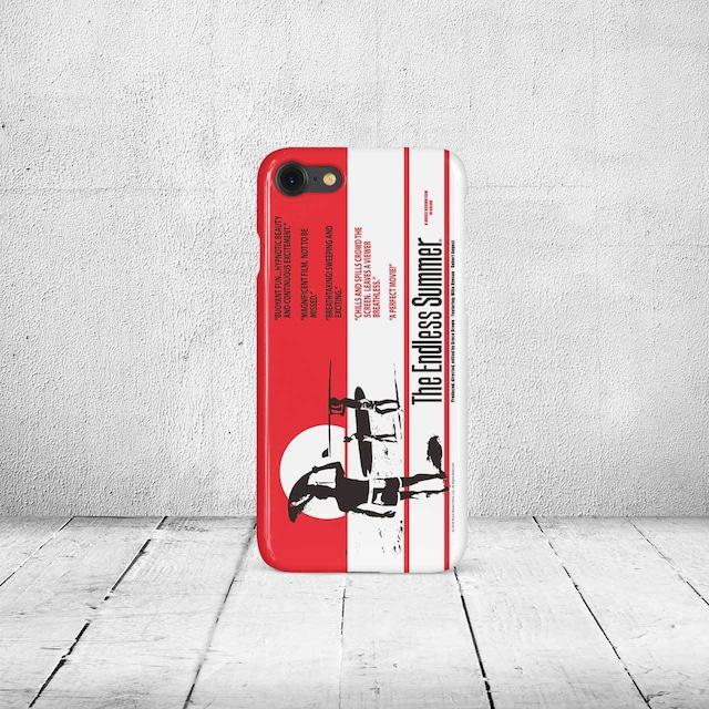 iPhone7 & 8ケース・The Endless Summer (エンドレスサマー)・レッド