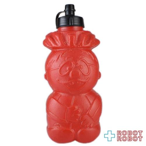 ハワイアンパンチ パンチー プラスチック ボトル フィギュア 赤