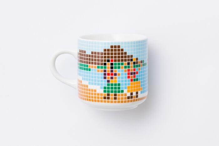 ハワイマグカップ 小 / The Porcelains