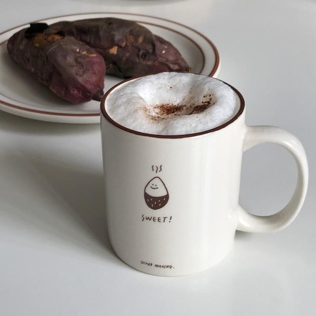 [second morning] コグミ マグカップ