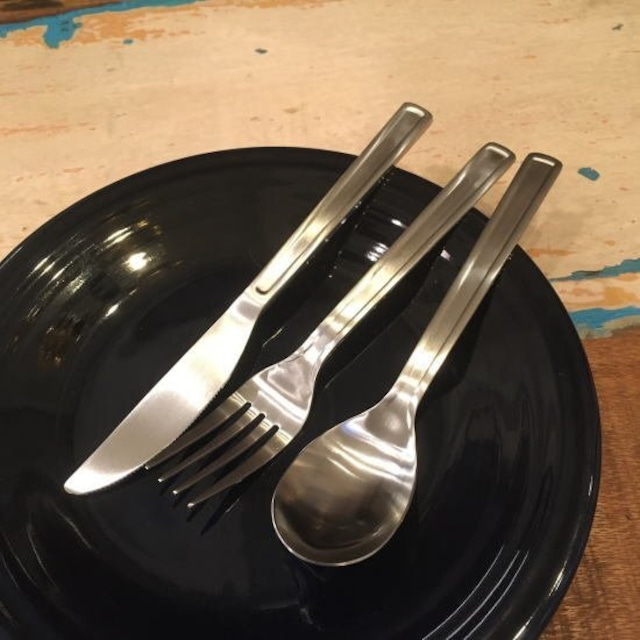 Dent Cutlery ディナーナイフ/スプーン/フォーク