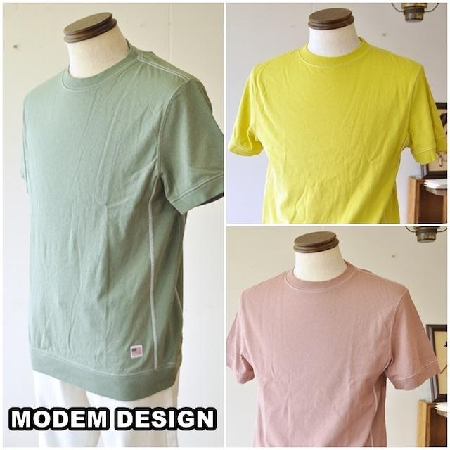 modemdesign モデムデザイン 半袖Tシャツ カットソー メンズ tシャツ S-3D