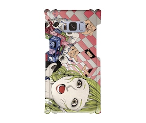 (Galaxy S8 SC-02J/SCV36)少女IN