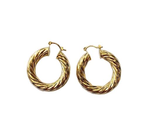 【GF2-25】gold filled earring
