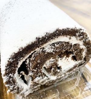 米粉のスイスロール 直径10cmx27cm