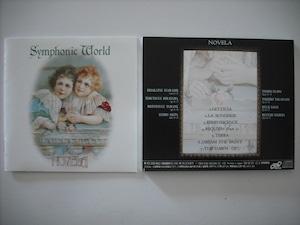 【CD】NOVELA / SYMPHONIC WORLD