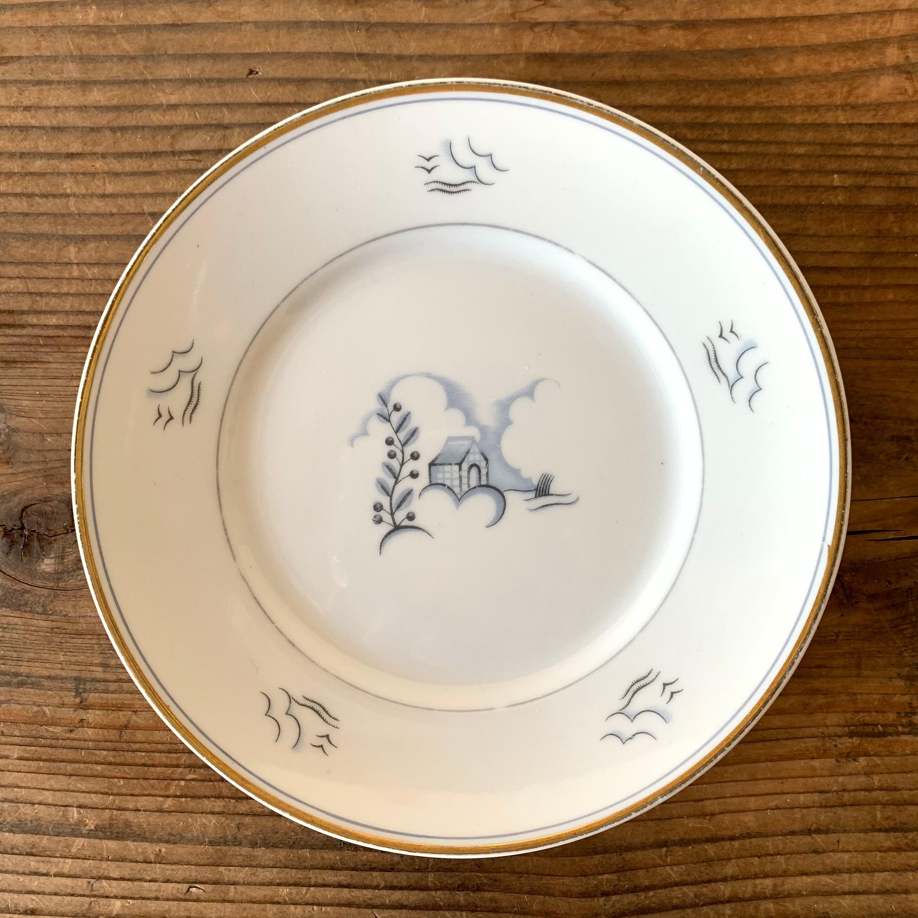 ARABIA / Dessert plate[H-2]