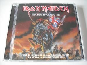 【2CD】IRON MAIDEN / MAIDEN ENGLAND '88