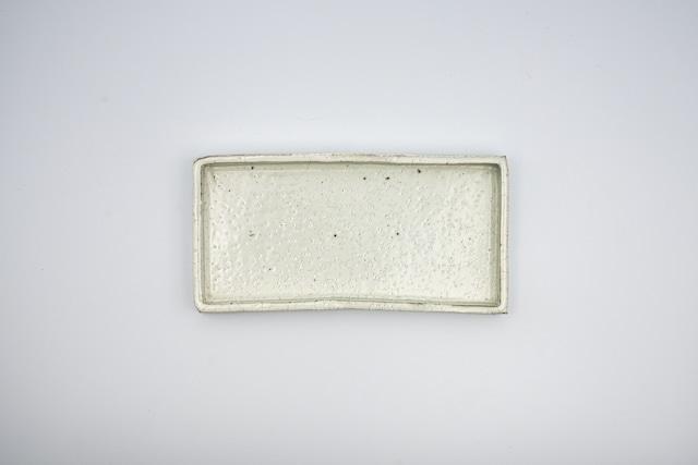 ◆受注生産◆  鼠志野市松4寸切立鉢 三浦繁久作