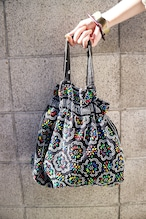 Native pattern beads bag