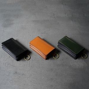 Flap mini wallet 2