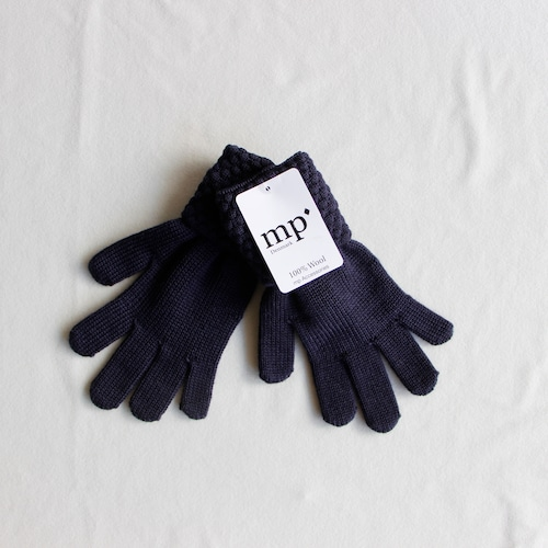 《MP 2017AW》OLSO Gloves / navy / 4-6Y
