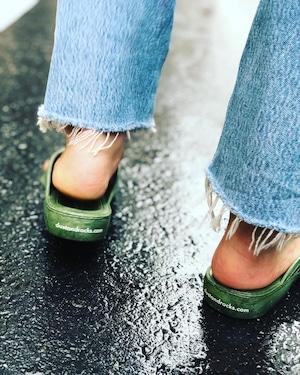 【KARIPUSO】Pearl Rubber Sandals