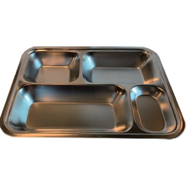 efim ( エフィム ) ST GRILL PLATE A グリル プレート 食器 テーブルウェア 仕切り ランチ プレート バーベキュー BBQ クッキング