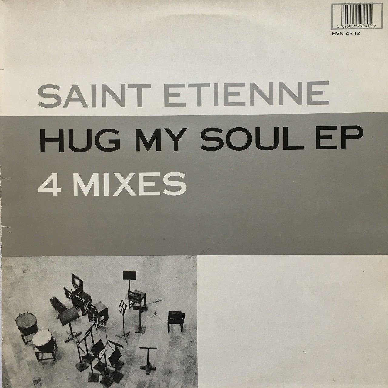 【12inch・英盤】Saint Etienne / Hug My Soul