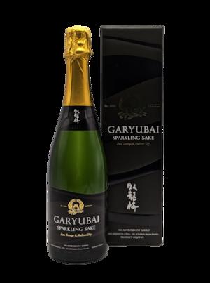 Garyubai Sparkling Sake 720ml<箱入り>