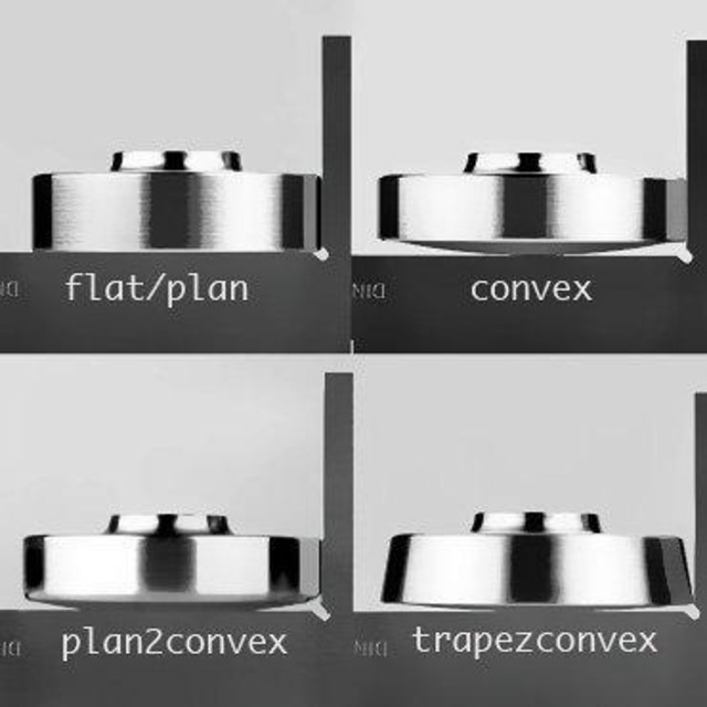 TORRタンパー●Classic 54.5mm ソフトコンベックス ゼブラウッド《outlet》