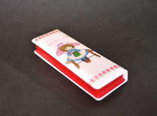 KUTUWA クツワ ミニ筆箱 レトロ 色鉛筆 ペンケース