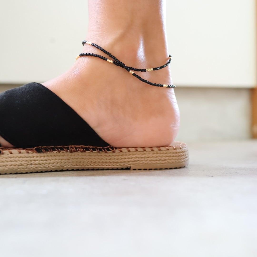 【Live Living craft works】anklet