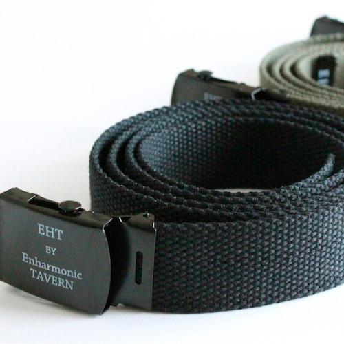 EHT GI Belt -Black