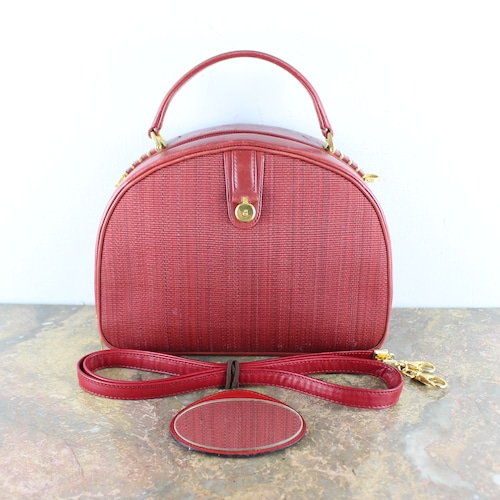 .COMTESSE HORSE HAIR 2WAY SHOULDER BAG MADE IN WEST GERMANY/コンテスホースヘアー2wayショルダーバッグ2000000051611