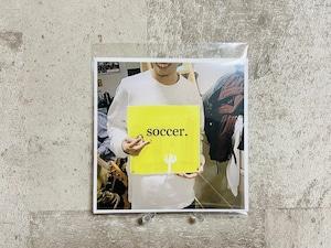soccer.  / 1st Demo