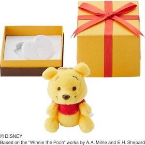 ディズニー くまのプーさん ジュエリーボックス アクセサリーボックス 誕生日 クリスマス ギフト プレゼント ボックス DI-PO-N-BOX-001
