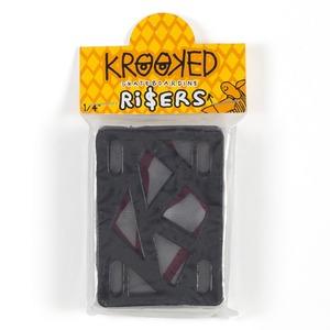 KROOKED / Ri$ER / 1/4 / riser pad / ライザーパッド