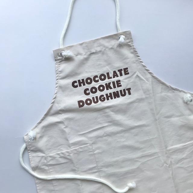 CHOCOLATE Apron Adult