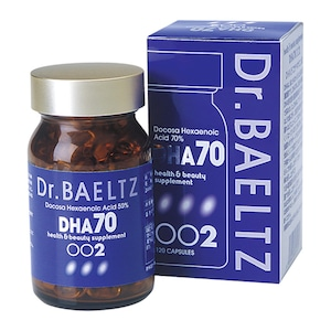 ドクターベルツ DHA70