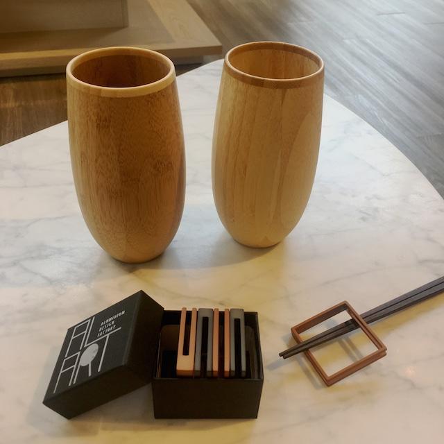 和食シーンを彩るテーブルセット  ALART/RIVERET
