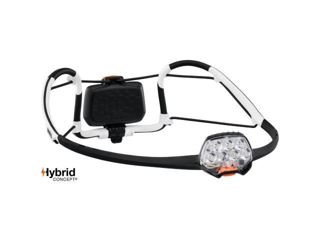 【petzl】 IKO 350 Headlight(Black)