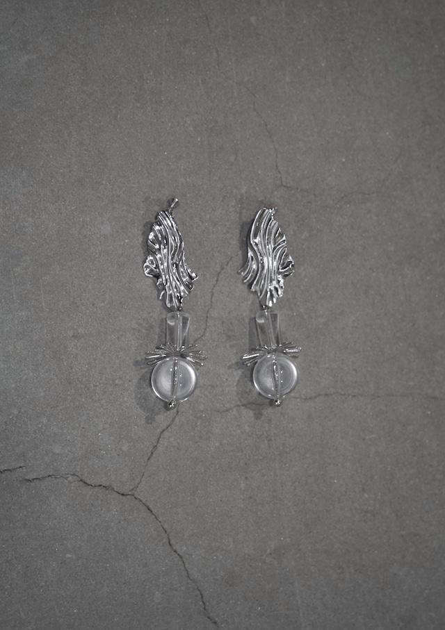 shino yuasa    pierce &earring