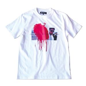 応援Tシャツ.TS03 White