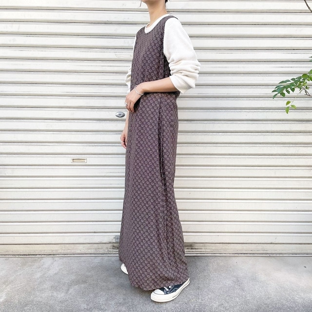 """USED """" ns onepiece / ノースリーブワンピース """""""