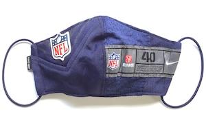 【デザイナーズマスク 吸水速乾COOLMAX使用 日本製】NFL  SPORTS MIX MASK CTMR 1016009