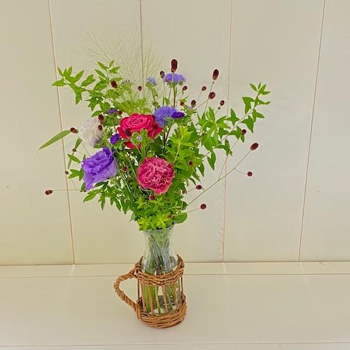 季節のお花2,000円プラン(4週間コース)