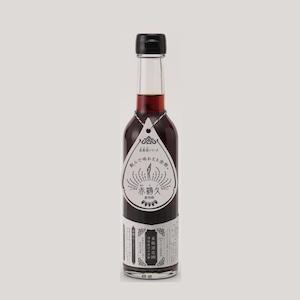 【醸造酢】300ml赤鶴久(あけづく)/酒粕酢(赤酢)
