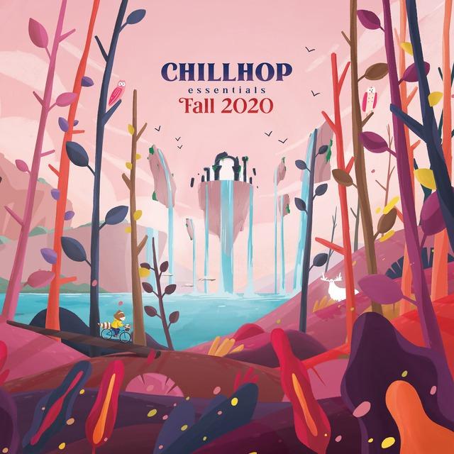 【レコード】V.A「CHILLHOP ESSENTIALS - FALL 2020」(Chillhop Music)
