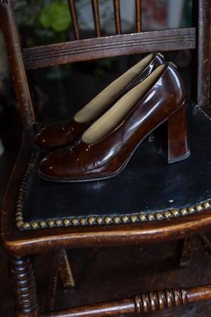 Squareto chunky heel