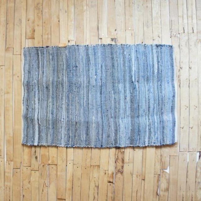 デニムチャンディラグ L 90×150cm