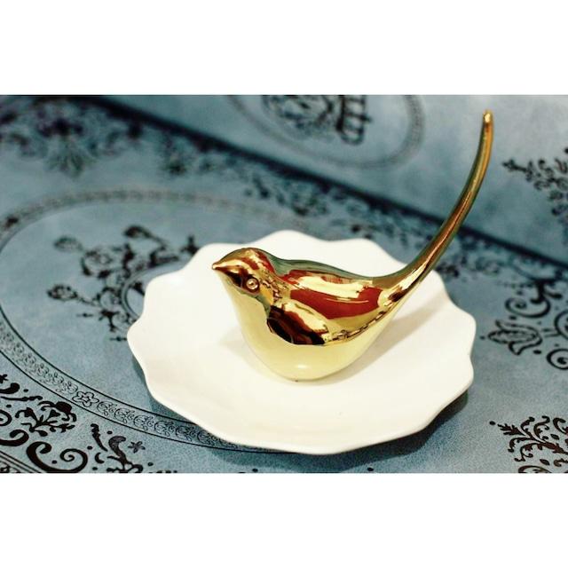 小鳥のリングホルダー トリ:浜松雑貨屋 C0pernicus