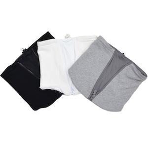 Neck Warmer / Face Guard Black / Gray / White