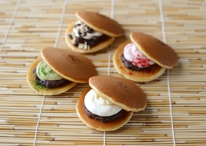 【どら焼き×バタークリーム】ドラバタさん 1番人気!ドラバタ「プレーン」10個セット