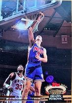 NBAカード 92-93TOPPS  Drazen Petrovic #10 NETS