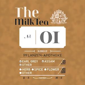 The Milk Tea〔№ 01〕