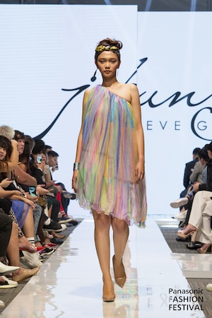 jibun-fuku ワンピースドレス WP96