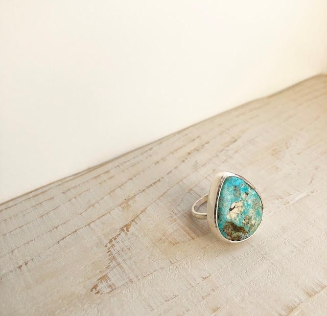 Turquoise ring    OBH-36