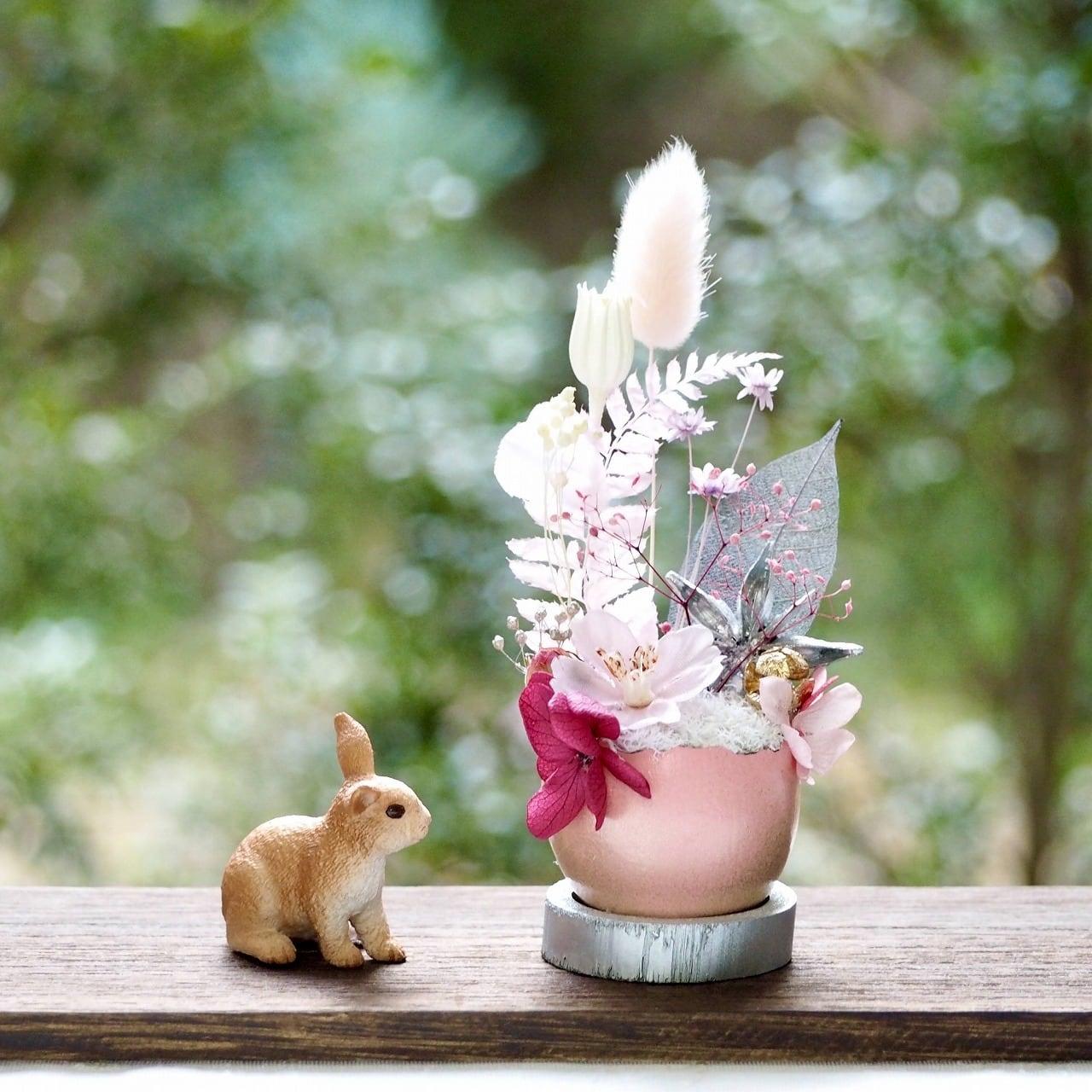 卵に眠る箱庭『雲に咲く桜』